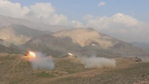 Read more about the article Russian And Tajik Servicemen Killed Mock Militants In Tajikistan
