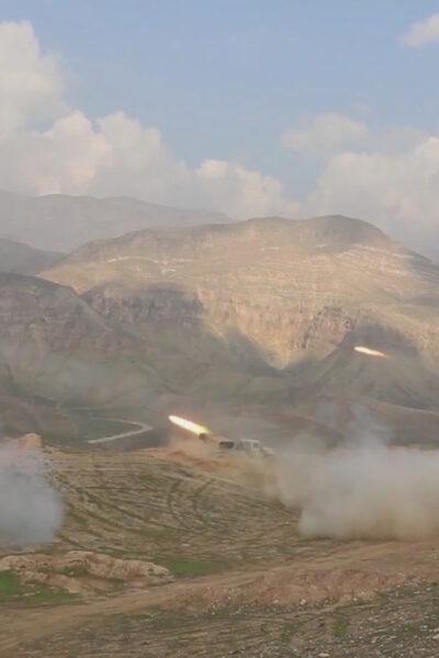 Russian And Tajik Servicemen Killed Mock Militants In Tajikistan