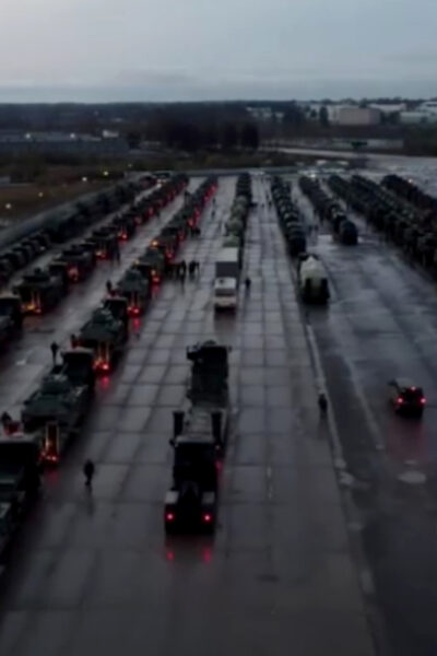 Deployment Of Over 300 Weapon Systems For The Russian Victory Parade To Show Military Might