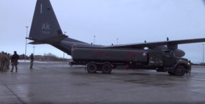 US Training Exercise Carried Out Near Arctic Circle As Russian Military Presence Reaches Levels Not Seen Since Cold War