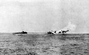 German War Ship Sunk 100 Years Ago By British Navy Could Be Leaking Dangerous Chemicals