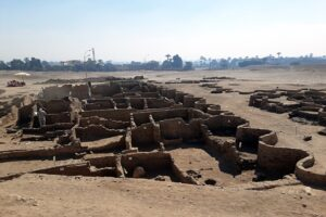 3,000-Year-Old Lost City Of Ancient Egypt Marks Major Discovery For Archaeologists
