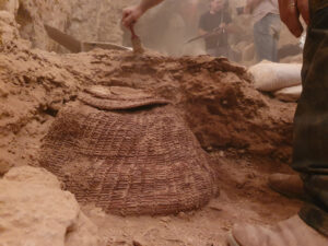 Read more about the article 10,500 Year old Basket Uncovered In Isreal