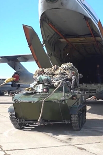 Huge Russian Military Drill In Crimea On Same Day Kremlin Promises To Reduce Presence