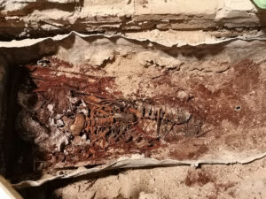 Read more about the article Ancient Sarcophagus With Remains Of 5-Year-Old Girl Found During Repairs to Palace In Seville