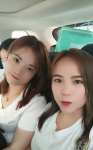 Read more about the article Two Young Woman Who Looked Alike On Social Media But Had Never Met Are Confirmed As Identical Twins