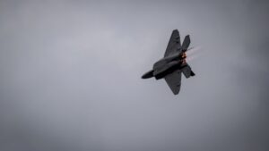 Stunning Aerial Stunts Shown During Liberty Air And Space Show