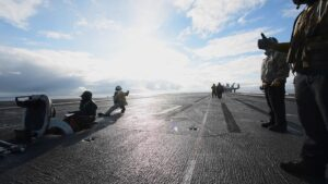 Read more about the article Moment US Fighter Planes Executed A Flight Mission During Exercise Northern Edge 21