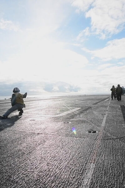 Moment US Fighter Planes Executed A Flight Mission During Exercise Northern Edge 21