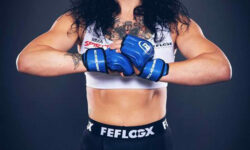 Top Female MMA Fighter Had Ruptured Implant For Over A Year Before Removing It