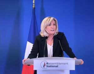 Nearly 75 Percent Of French Cops Intend To Vote Far Right Next Election, New Study Shows