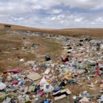 Shocking Photos Show Huge Rubbish Dump Within Chinese National Park