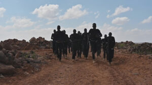 US Army Trains Djiboutian Soldiers As Tensions Mount Between America And China In Africa