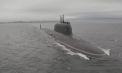 Russias Most Powerful Nuclear Sub Commissioned As Tensions Rise In Arctic