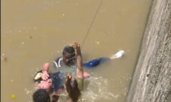 Senegalese Migrant Praised For Saving Life Of Man That Fell in River