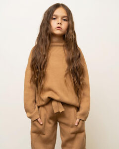 Girl, 8, Becomes Fashion Superhero After Being Discovered By Kardashians