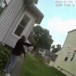 Brave US Cop Tackles Gunman To Ground After He Shot 2 Women