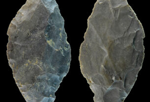 65,000 Year Old Spear Tip Found In Germany Reveals Neanderthal Hunting