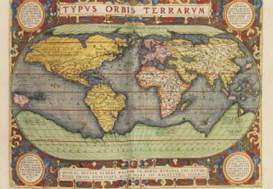 Worlds First Modern Atlas From 1601 Up For Auction For EUR 80,000