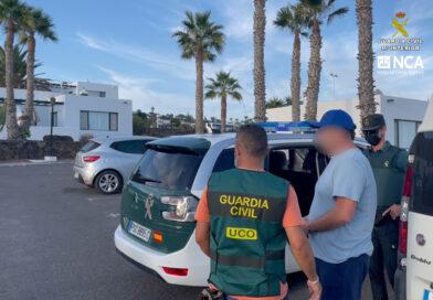Irishman Linked To Notorious Kinahan Crime Family Nabbed In Lanzarote